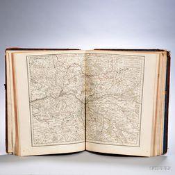 Delisle, Guillaume (1675-1726) and Philippe Buache (1700-1773) Atlas Geographique et Universal,   Defective Copy.