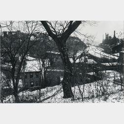 Lee Friedlander (American, b. 1934)      Pittsburgh
