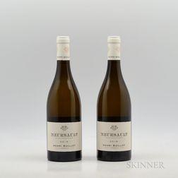 Henri Boillot Meursault 2016, 2 bottles