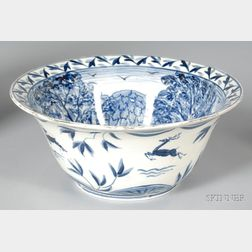 Wedgwood Alfred H. Powell Decorated Earthenware Bowl