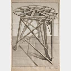 Ramsden, Jesse (1735-1800) Description d'Une Machine pour Diviser