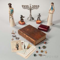Group of Judaic Articles