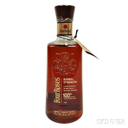 Four Roses Limited Edition 100th Anniversary of Distillery Building, 1 750ml bottle