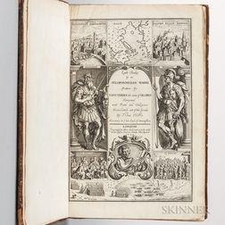 Thucydides (c. 460 B.C.-c. 400 B.C.) trans. Thomas Hobbes (1588-1679) Eight Bookes of the Peloponnesian Warre.