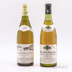 White Burgundy Duo, 2 bottles