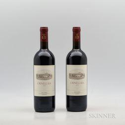 Tenuta dellOrnellaia Ornellaia 2014, 2 bottles