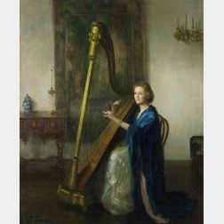 Marguerite Stuber Pearson (American, 1898-1978)  Andante