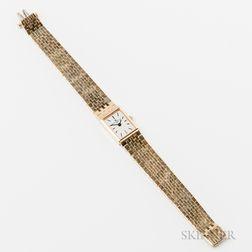 Baume & Mercier 14kt Gold Lady's Wristwatch
