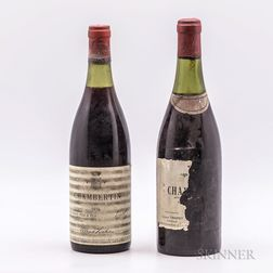 Trapet Pere & Fils Chambertin, 2 bottles
