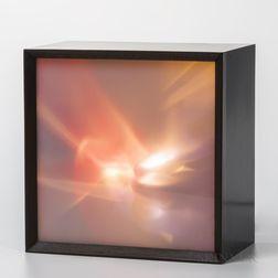 Earl Reiback for Lightolier Lumia Box Light