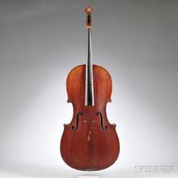 Child's German 3/4-size Cello