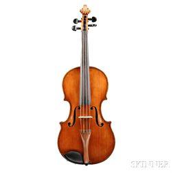 Modern Italian Viola, Giovanni Rosadoni, Pavia, 1955