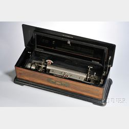 Sublime Harmonie 14-in. Interchangeable Cylinder Musical Box