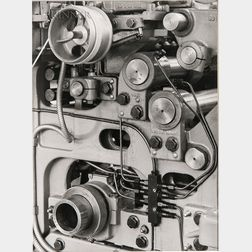 Albert Renger-Patzsch (German, 1897-1966)      Machine, Schubert & Salzer, Ingolstadt, Germany