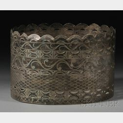 Northeast Silver Hat Band or Crown