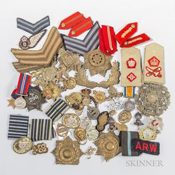 Group of Commonwealth Insignia