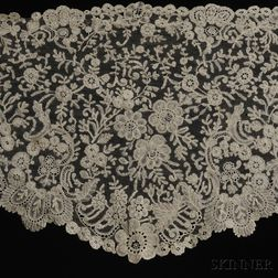 Three Brussels Lace Articles