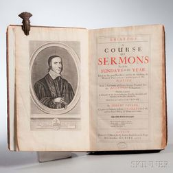 Taylor, Jeremy (1613-1667) Eniautos: A Course of Sermons for all the Sundays in the Year.