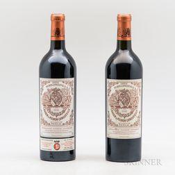 Chateau Pichon Baron 2000, 2 bottles