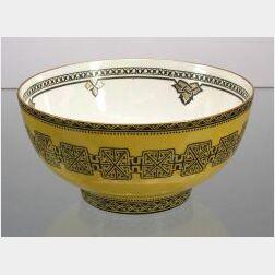 Wedgwood Lustre Celtic Ornament Bowl