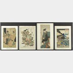 Four Prints: