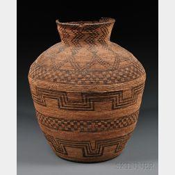 Apache Basket Olla