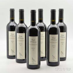 Cape dEstaing Kangaroo Island Shiraz 1999, 12 bottles