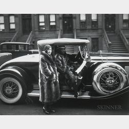 James Van Der Zee (American, 1886-1983)      Eighteen Photographs  /A Portfolio