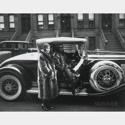 James Van Der Zee (American, 1886-1983)      Eighteen Photographs  /A Portfolio