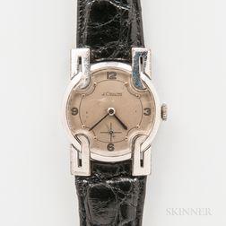 """LeCoultre """"Aristocrat"""" Wristwatch"""