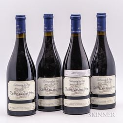 Domaine Pierre Usseglio, 4 bottles