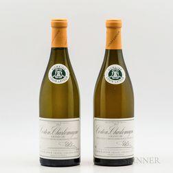 Louis Latour Corton Charlemagne, 2 bottles