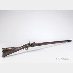 Dutch Flintlock Musket