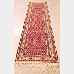 Indo-Seraband Long Rug