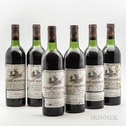 Chateau Beychevelle 1975, 6 bottles
