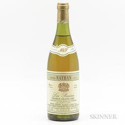 Fevre Freres Chablis Les Preuses 1984, 1 bottle