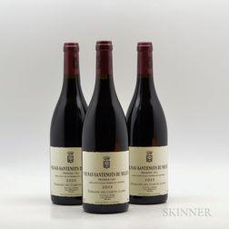 Comtes Lafon Volnay Santenots du Milieu 2015, 3 bottles