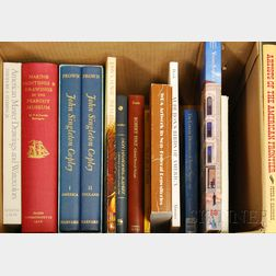 Group of Books on Painting