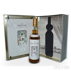 Macallan Folio 1, 1 750ml bottle (pc)