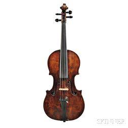 Property from the Estate of a Gentleman     Italian Violin, Venetian School, 18th Century