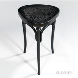 Thonet for J&J Kohn Bentwood Stool