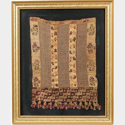 Pre-Columbian Textile Apron