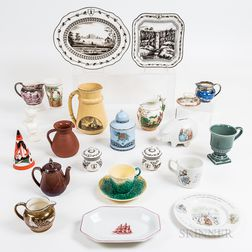 Twenty-two Wedgwood Items