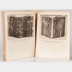 Valery, Paul (1871-1945); Paul Eluard (1895-1952); Renee Moutard-Uldry; (fl. circa 1950) Georges Blaizot (1901-1974); & Louis-Marie Mic