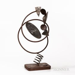 Abstract Kinetic Sculpture