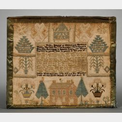Susquehanna Valley Needlework Sampler
