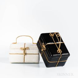 Two Judith Leiber Handbags