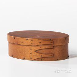Oval Pantry Box