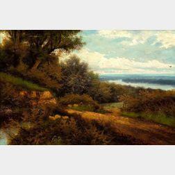 Charles H. Passey (British, fl. 1870-1885)    View Near...York