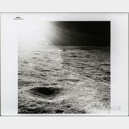 Apollo 14, Fra Mauro Landing Site, February 1971.